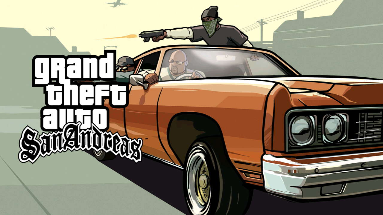 GTA San Andreas Apk + MOD (Cleo) + Data Latest v2 00 Free