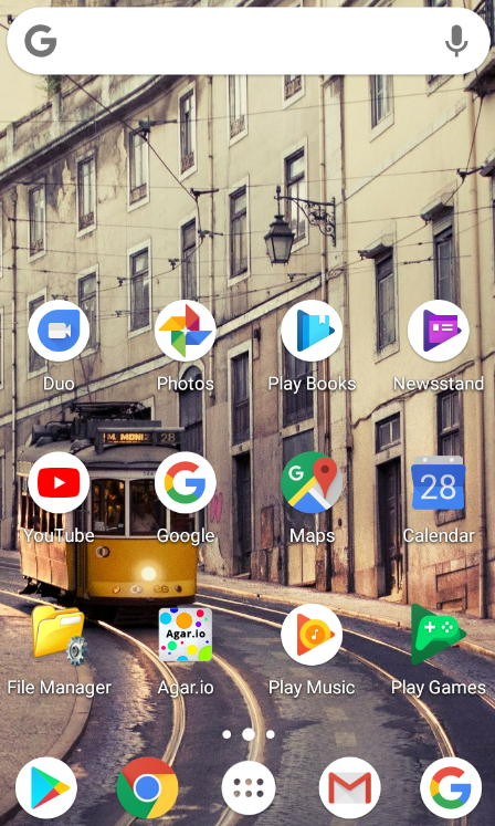 Launcher Apk 2018 Download
