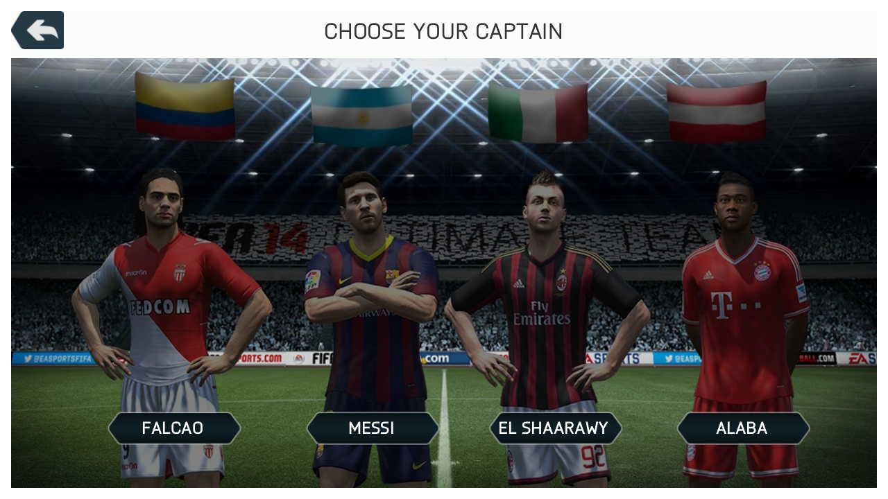 FIFA 14 apk data