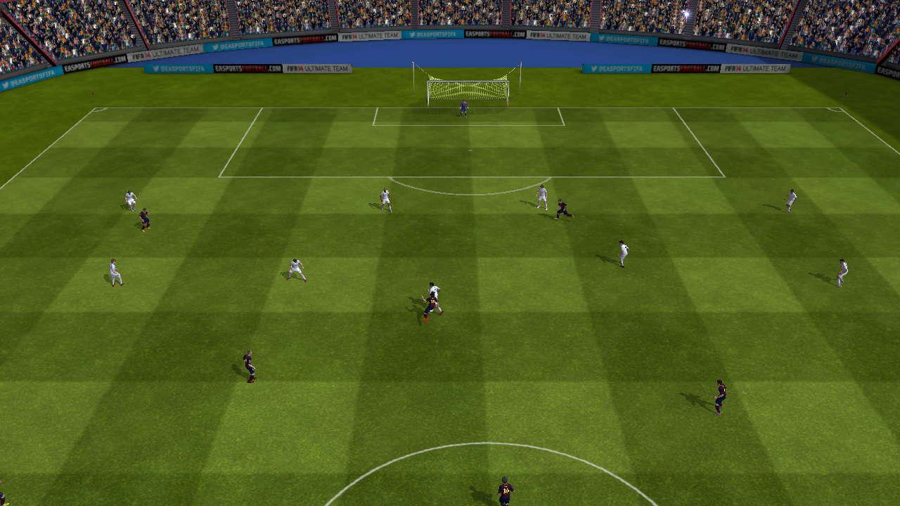 FIFA 14 apk game