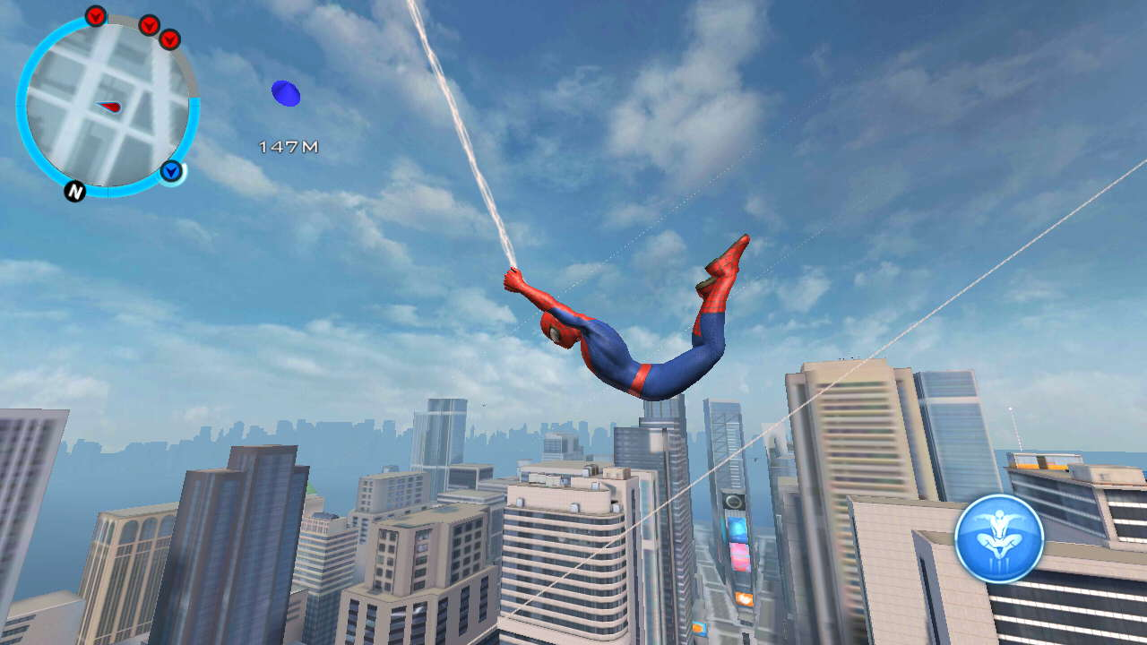 The Amazing Spider Man 2 Android 4