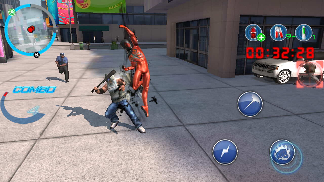 The Amazing Spider Man 2 free games 5