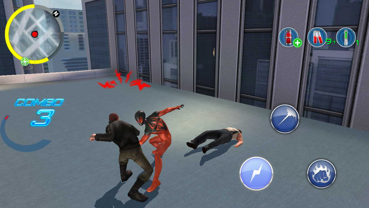 The Amazing Spider Man Apk 6