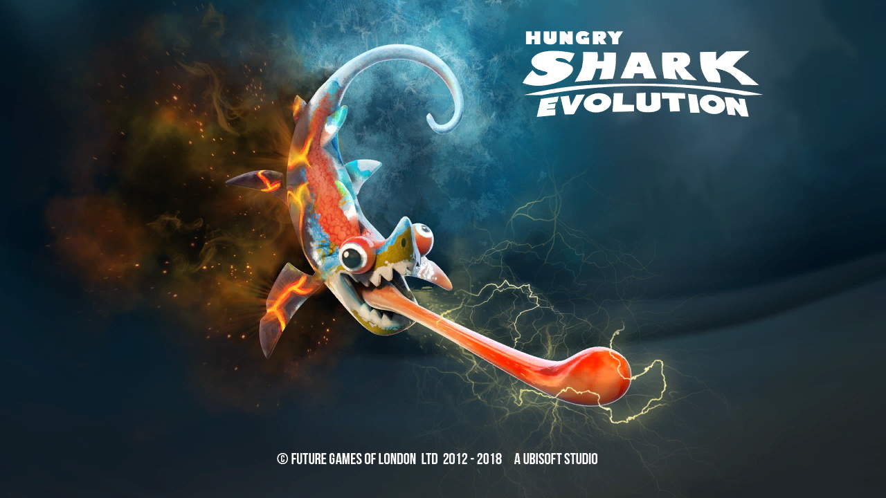 download hungry shark evolution unlimited money and gems