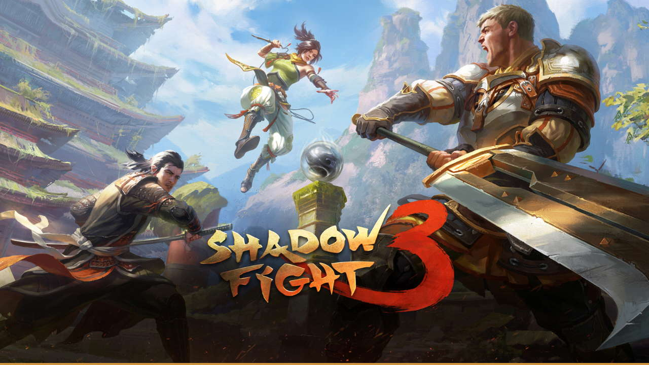 Shadow Fight 3 MOD APK (Unlimited Money & Gems) + Data Free Download