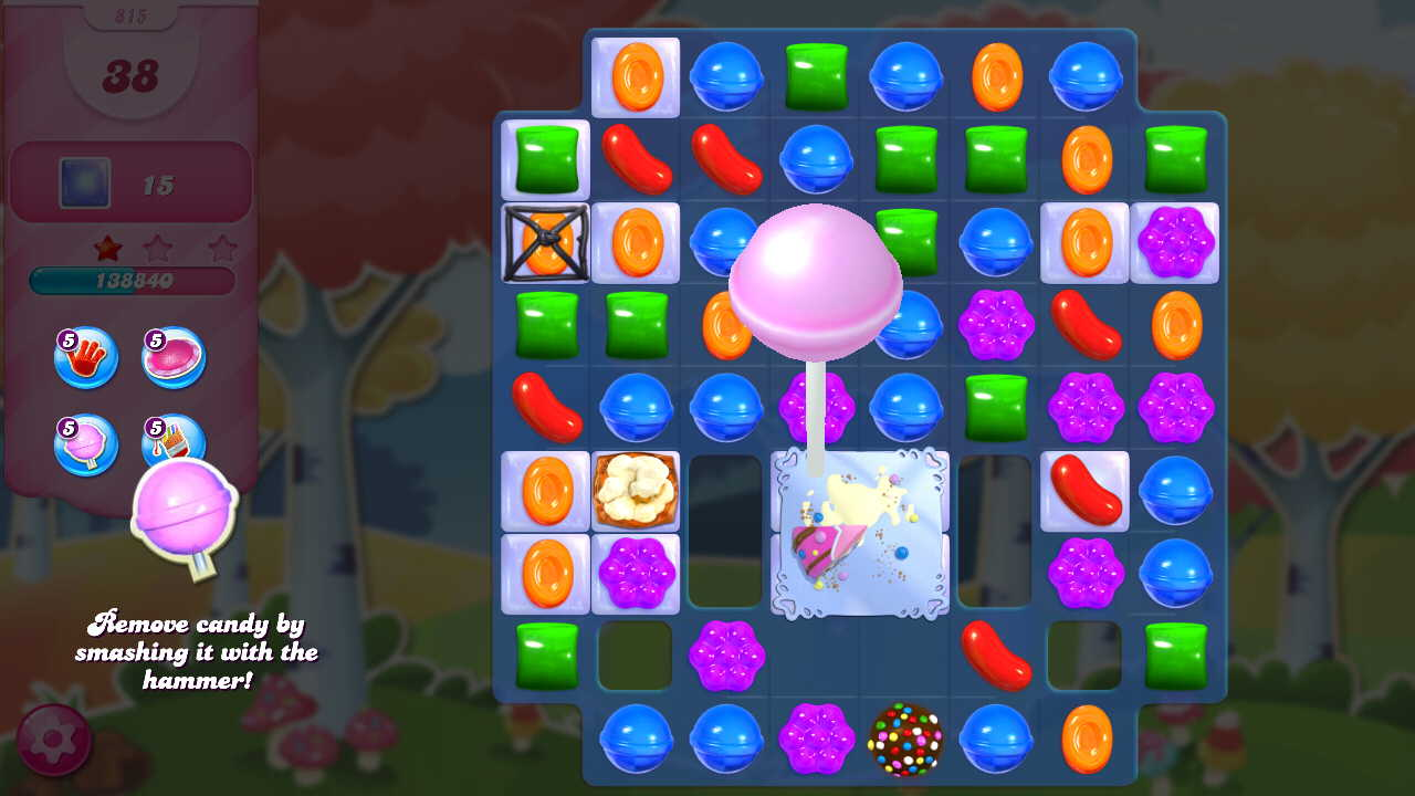 candy crush saga hile