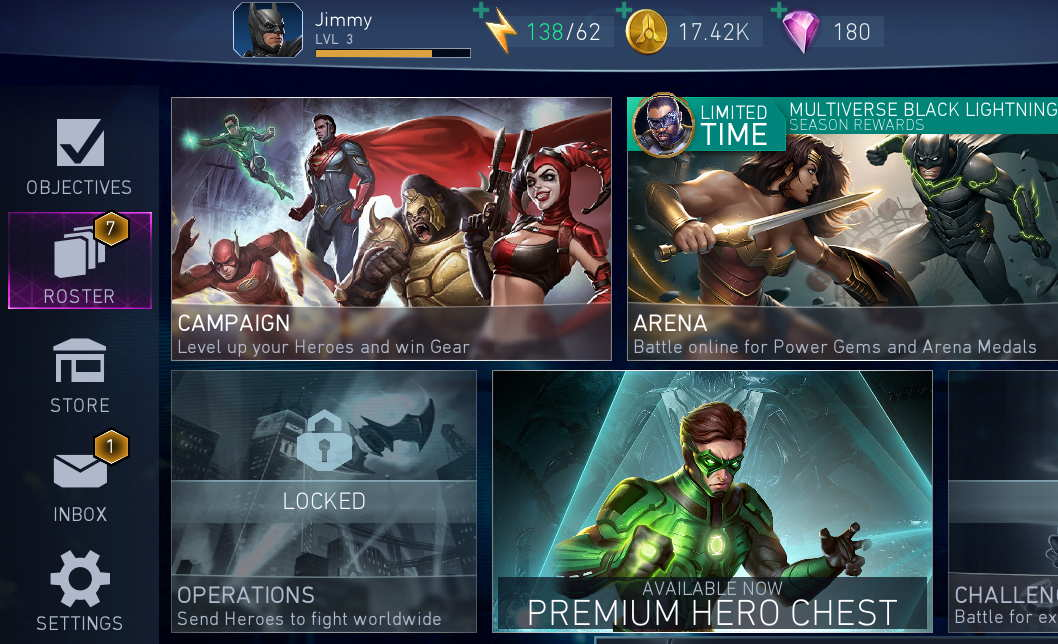 injustice android