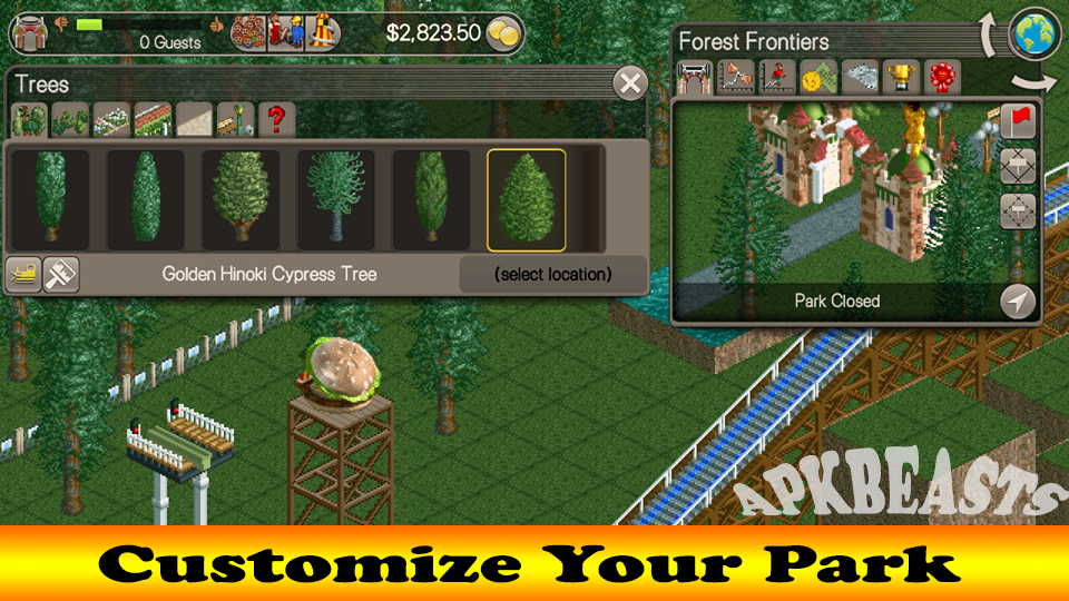 Roller Coaster Tycoon Classic download