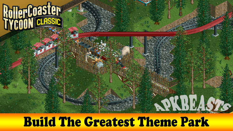 Download roller coaster tycoon classic mod apk data