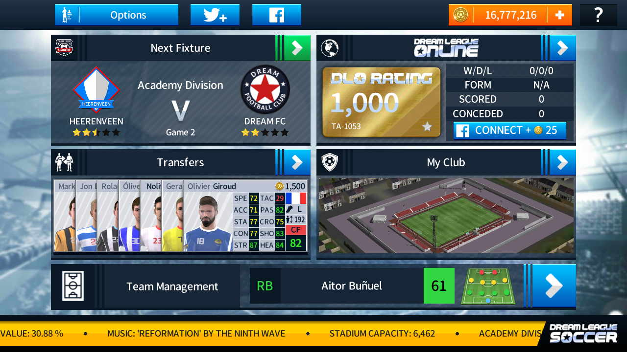 dream league soccer 2019 hack version download for android