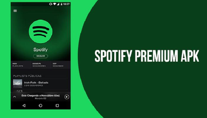 cracked spotify premium apk 2018