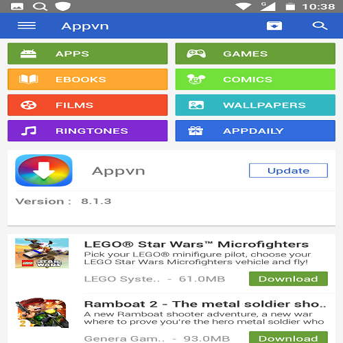 Appvn APK Latest v8 1 2 Free Download For Android & iOS 2018
