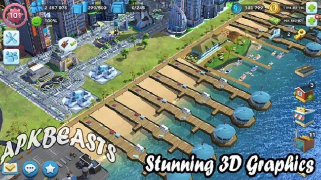 simcity buildit mod apk 2018 online