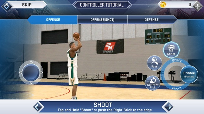 nba 2k19 android