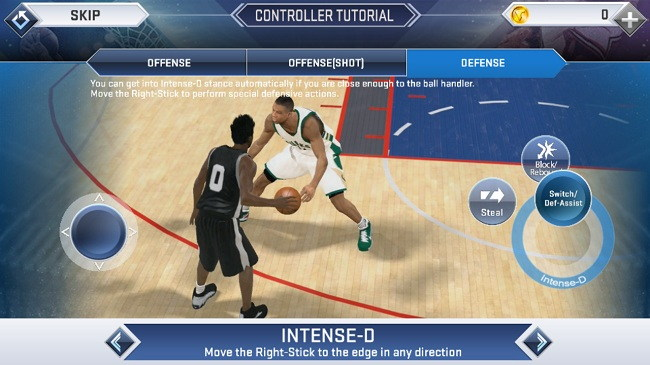 nba2k19 android