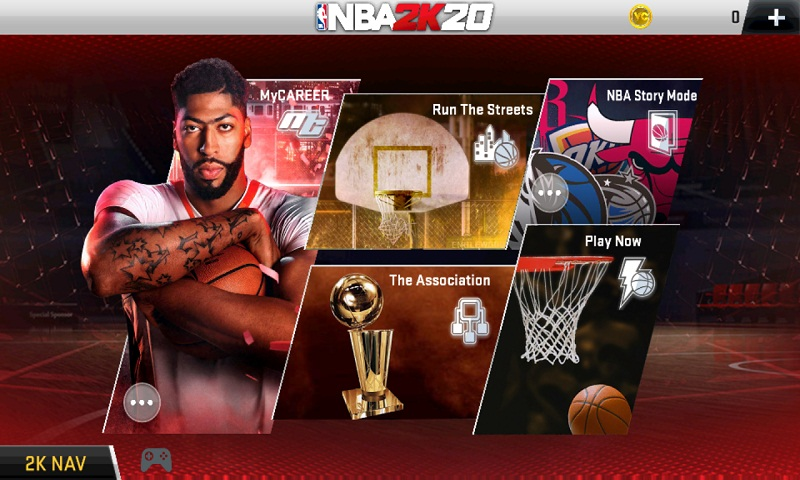 NBA2k20 Apk