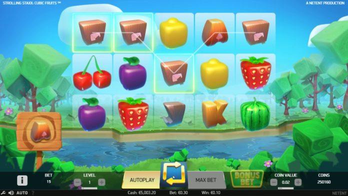 Fruit themed slot games