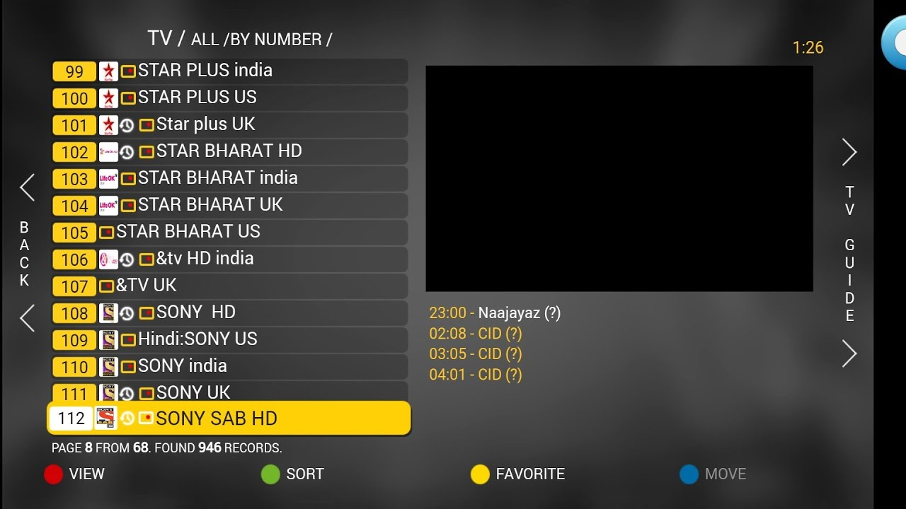 best iptv player