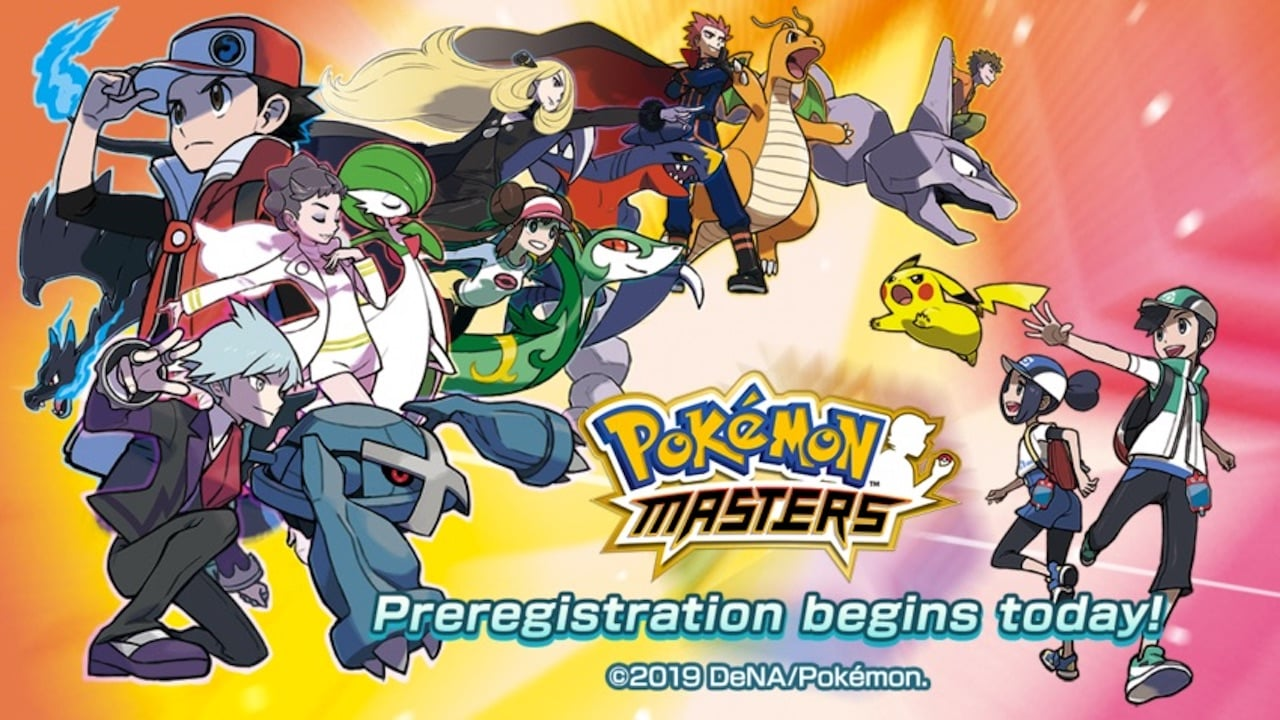 pokemon masters apk
