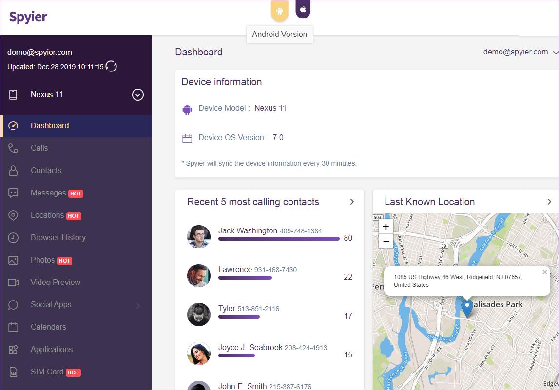 spyier-dashboard