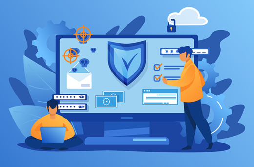 Art of Data Security in an Age of Cyber Warfare