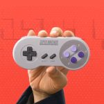 SNES games on switch