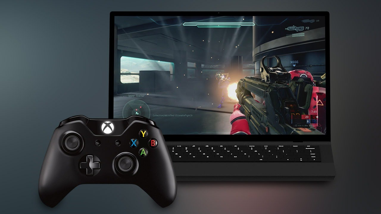 how to play xbox games on pc