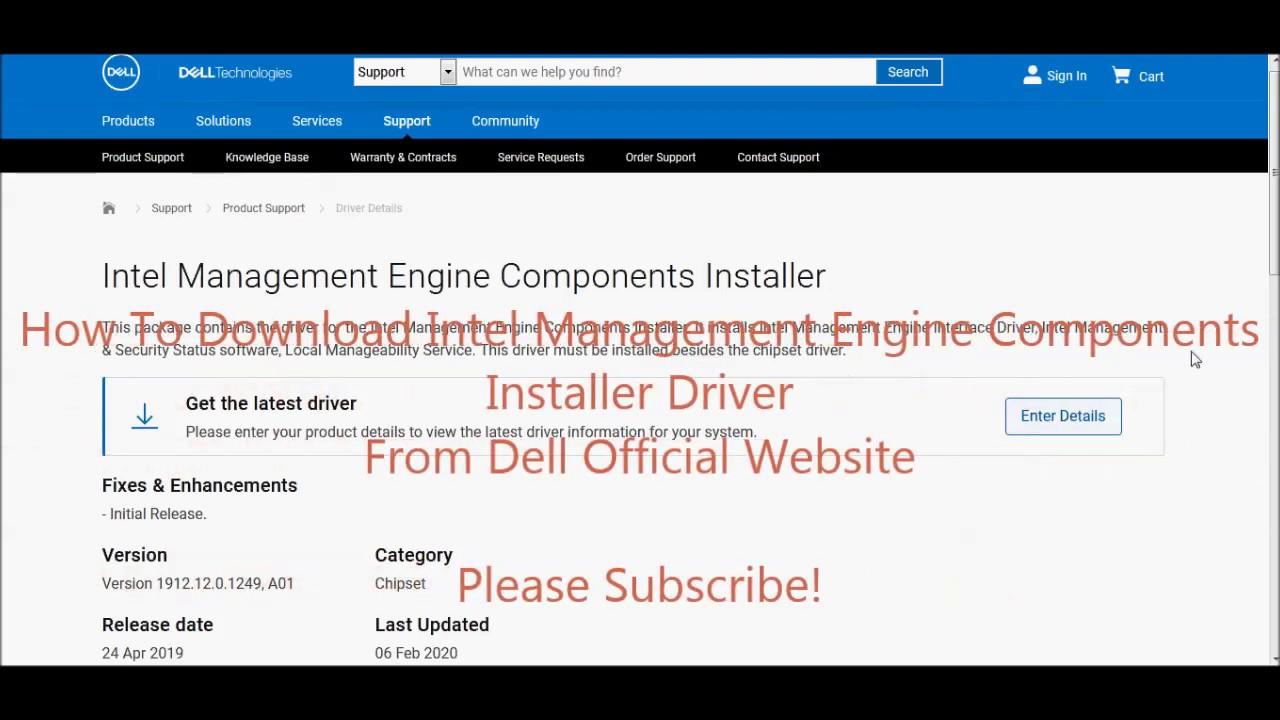 intel management engine components