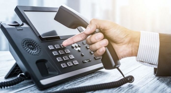 business phone number