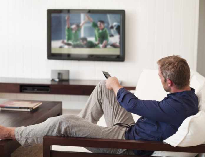 Watch TV from