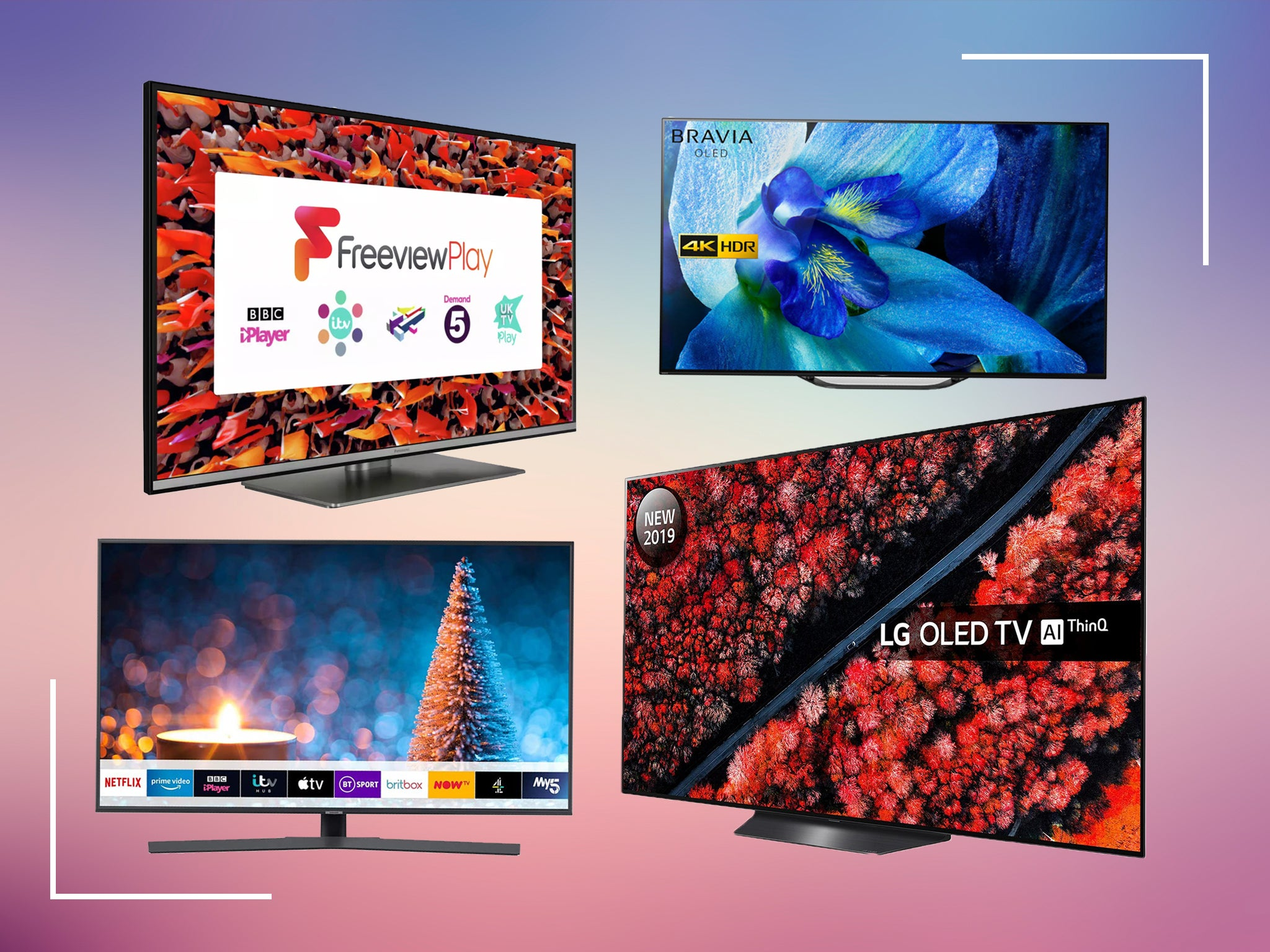 cyber monday tv deals