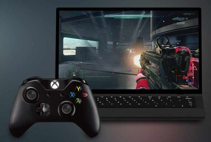 play xbox games on pc