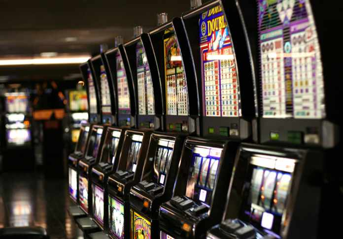 slots gaming legal