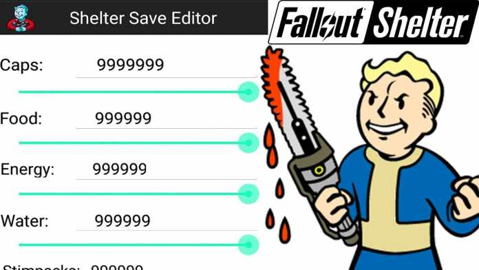 fallout shelter save editor