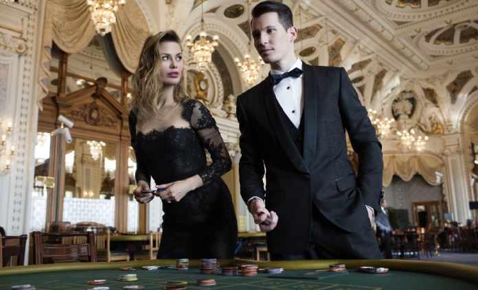 Dress to Enter a Casino