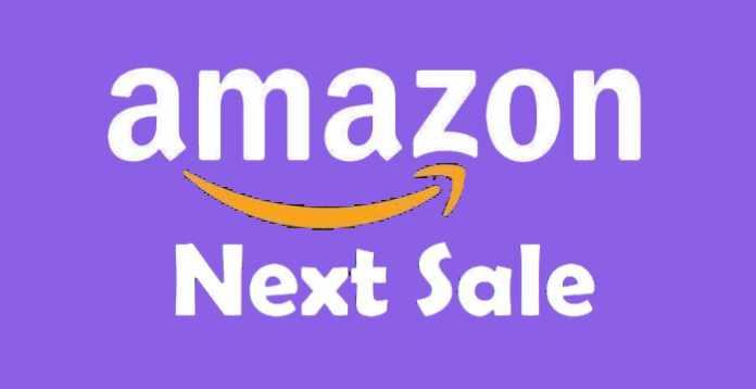 Next sale on amazon